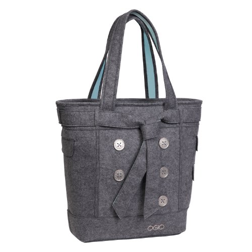 OGIO Hamptons Tote Tote Light Gray Felt One Size