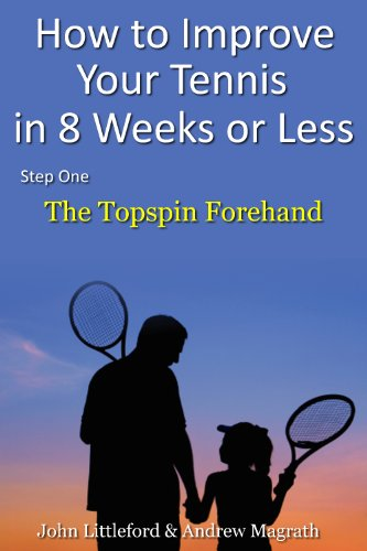 Top Spin Racquets (How to Improve Your Tennis in 8 Weeks or Less: Step One The Topspin Forehand)