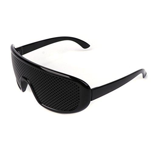 BYNNIX Pinhole Glasses Exercise Eyewear Eyesight Improvement Vision Glasses Training