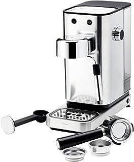 Breville Mini VCF125X - Barista máquina de café expreso, totalmente automática con espumador de leche al vapor y bomba italiana de 15 bares: Amazon.es: Hogar