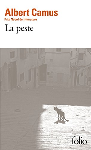 La Peste (Folio Series, 42) (French Edition)