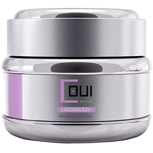 COUI Under Eye Cream Anti Aging - For Eye Bags, Dark Circles and Puffiness