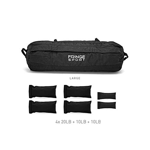67e130c6cc94 OneFitWonder Heavy Duty Sandbag Trainer System + Filler Bags for Weighted  Training, Fitness, Exercise, Conditioning, Crossfit Workouts/Easily Change  ...
