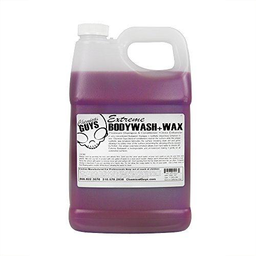 Price comparison product image Chemical Guys CWS_107 Extreme Body Wash and Synthetic Wax Car Wash Shampoo (1 Gal)