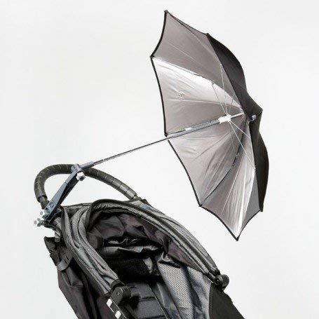 Porta paraguas con accesorio sombrilla de Jicaclick | Sujeta paraguas y sombrilla para carrito de bebé/Universal y Desmontable: Amazon.es: Bebé