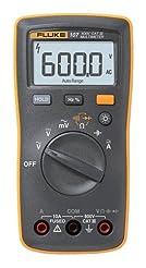 Fluke 107 Ac/dc Current Handheld Digital...