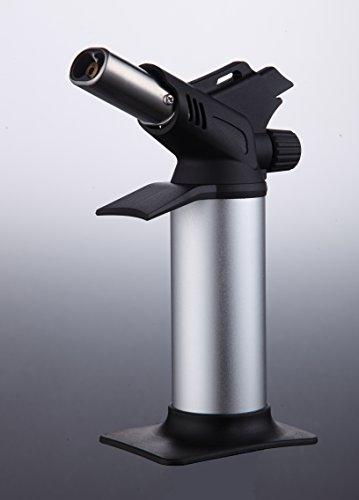[해외]A-ONE GAS TOOL 이중 연소 마이크로 부탄 토치 용접 블로우 토치 브레이징 마이크로 토치 블레이저 부탄 토치 실버/A-ONE GAS TOOL Double Flame Micro Butane Torch-Welding Blow Torch-Brazing Micro Torch-Blazer Butane Torch-Silver