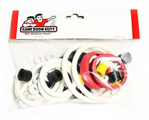 Game Room Guys Data East Last Action Hero Pinball White Rubber Ring Kit