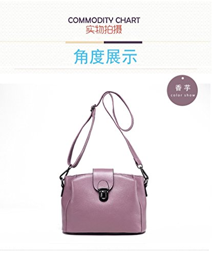 With Leather Cheap Bags Bag Bag Shoulder Messenger Shoulder Leather Small 2018 New Retro Shoulder Handbags Leather Bags Totes Bags Cross Woman Shoulder Fashion Shoulder qwfF0B