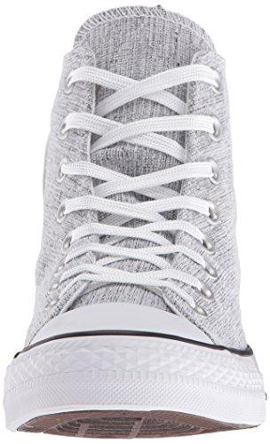 Converse Womens Chuck Taylor Tout Étoile Sparkle Fashion Sneaker Noir / Blanc / Noir