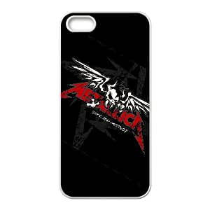 Metallica For iPhone 5, 5S Csae protection phone Case ST074801