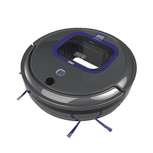 BLACK+DECKER Vac HRV425B07 SMARTECH Lith Pet Robotic Vacuum