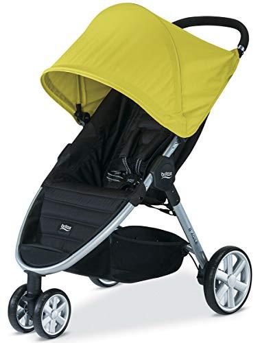 Britax B-Agile 3 Stroller in Limeade