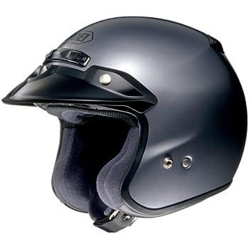 Shoei RJ Platinum-R 3/4 Helmet (LARGE) (PEARL GREY)