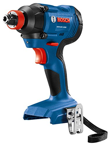 Bosch GDX18V-1600N 18V 1/4 In. and 1/2 In. Two-In-One Socket