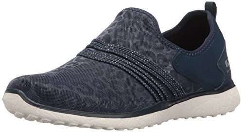 Skechers Burst 2.0 New Avenues High Energy Women's Trainers fitness Memory Foam Navy