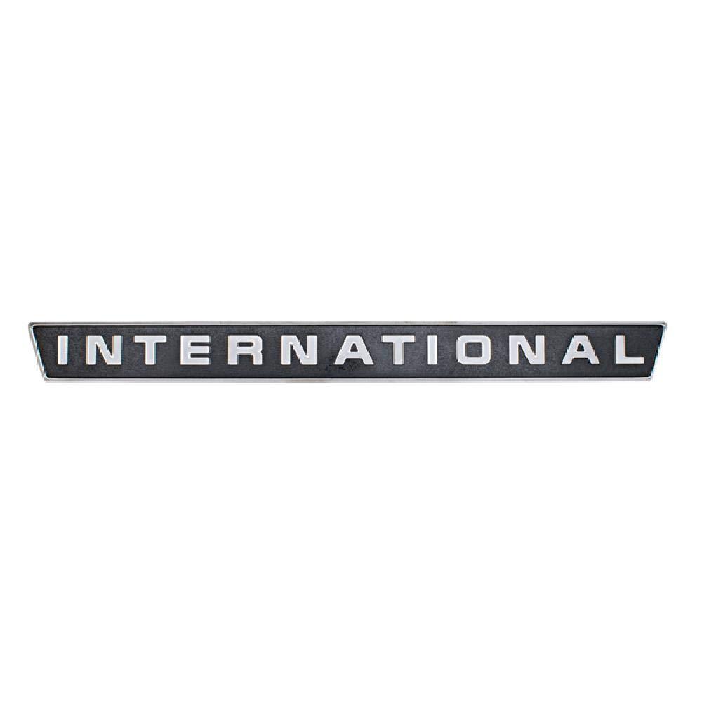 International Side Emblem Fits Case IH Fits International Harester International