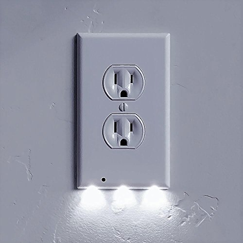 Led Night Light Wall Plate in Florida - 4
