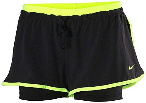 Nike Women's Full Flex 2-in-1 Training Shorts (Large)