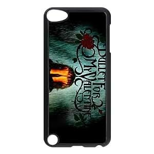 Bullet For My Valentine 5 caso L1M81X4BK funda iPod Touch funda 821W67 negro