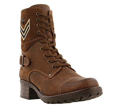 Women's Taos Boot Brown Crave Military qCcZ1waxF4