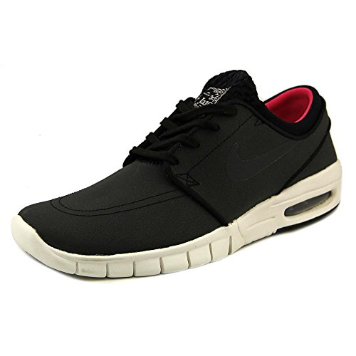 outlet store 45d1f a5e06 NIKE SB Zoom Stefan Janoski Max Suede Black Anthracite Summit White Hyper  Pink Skate Shoes-Men 8.0, Women 9.5 - Buy Online in Oman.