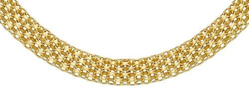 Carissima Gold - Collier - Femme - Or jaune (9 cts) 10 gr - 46 cm
