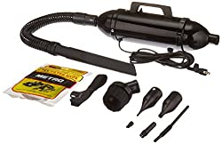 Metro Vac Mdv1ba Portable Hand Held Vacuum & Blower With Dust Off Tools
