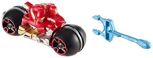 Hot Wheels Marvel Iron Man Motos