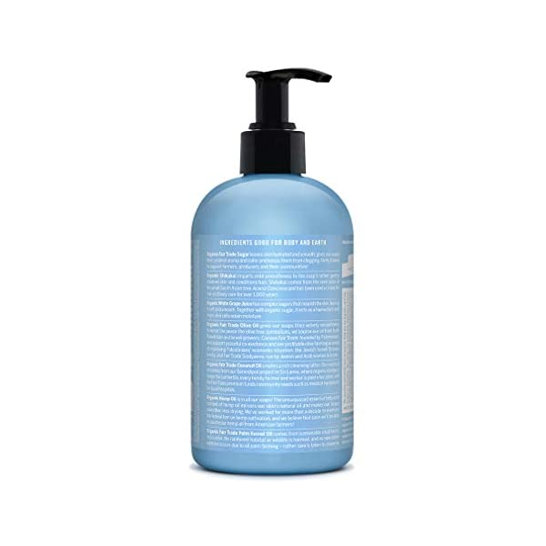 Dr Bronner'S | Pump Soap – Unscented | 1 x 355ml