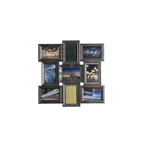 Baby Finish Frame Pewter (Melannco 9-Opening Multi-Profile Collage Frame (Pewter))