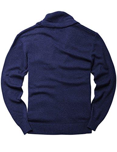 Para Match blue Hombre Cárdigans Azul 1611 50rx70nP