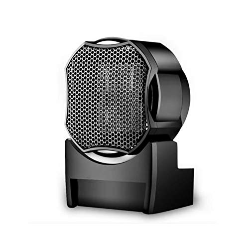 FH Calentador Hogar Baño Pequeño Solar Ahorro de energía Calefacción Calentador de bajo consumo Mini oficina Calentador...