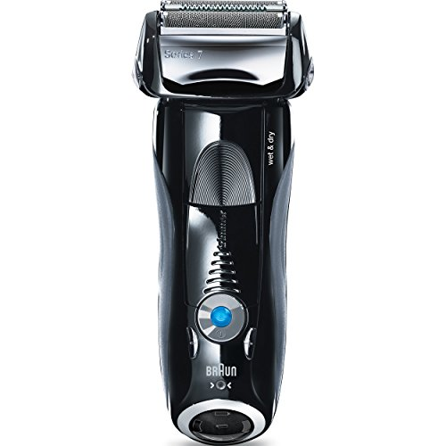 Braun Series 7 740S Men's Electric Foil Shaver/Electric Razor, Wet & Dry (Braun Shaver Corded)