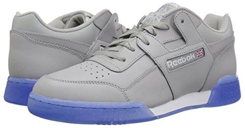 bf615bb9494 Reebok Men s Workout Plus Ice Sneaker