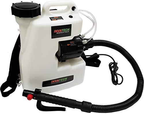 - Invatech Italia ULV FOGGER Mosquito FOGGER Atomizer Electric Backpack Sprayer