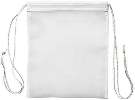 メッシュ加工品 ナイロン平袋 目開き(μ):250|メッシュ数:72|06) 寸法:150mm×235mmh(平袋) 紐無し/20枚入り