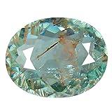 0.55 ct Oval Cut (6 x 5 mm) Brazilian Copper Bearing Paraiba Tourmaline Unheated Natural Loose Gemstone