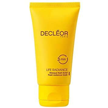 Decleor Life Radiance Flash Radiance Mask for All Skin Types 50 ml DECCOSC73650005 DCL365000