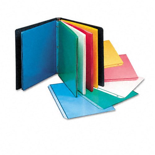 C-Line : Transparent Paste Sheet Protectors, Ltr, Four Colors, Non-Glare, 50 per Box -:- Sold as 2 Packs of - 50 - / - Total of 100 Each