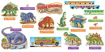 - Bb Set Digging Dinosaurs