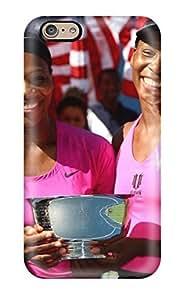 Venus Williams Tennis Flip Case With Fashion Design For Case Iphone 5/5S Cover(3D PC Soft Case)