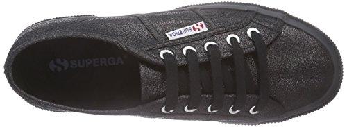 Superga Women's 2750 Lamew Low-Top Sneakers Black (912) UMrAsKUj9