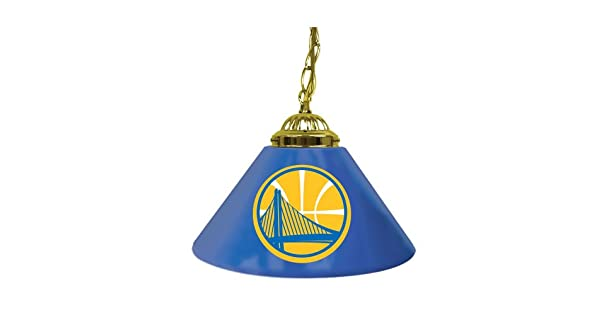 Amazon.com: NBA dorado State Warriors individual lámpara de ...