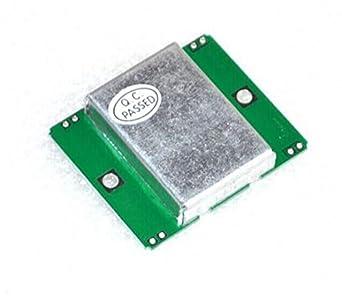 HB100 Sensor de movimiento del módulo inalámbrico de radar Doppler de microondas HB100, Sensor de movimiento de microondas, Detector de movimiento: ...
