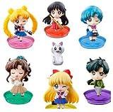 ZCL Sailor live series Gakuen Q Version 6 Limited Edition box egg doll doll ornaments