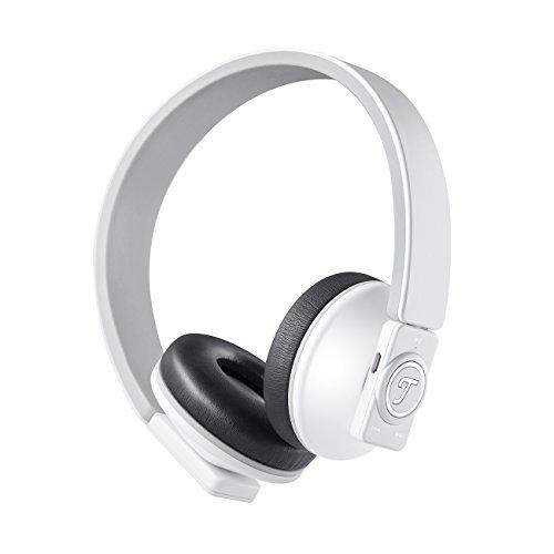 Teufel AIRY Bluetooth On-Ear-Kopfhörer Weiß