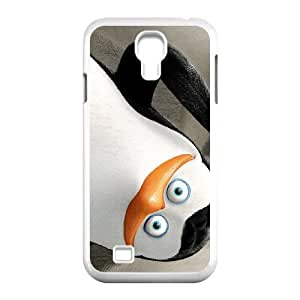 private penguins of madagascar Samsung Galaxy S4 9500 Cell Phone Case White xlb2-381927