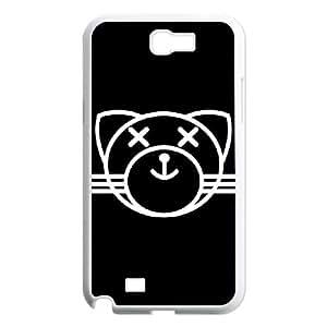 The Weeknd XO Samsung Galaxy N2 7100 Cell Phone Case White Koxtg