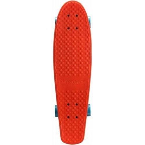 Carbon Steel High Impact Flex Checker Board Grip Pattern Orange (Checkerboard Cat)